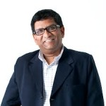 Bhaskar Majumdar, Chairman Heath Ventures
