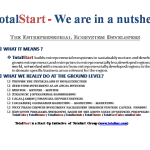 TotalStart - We are in a nutshell 1