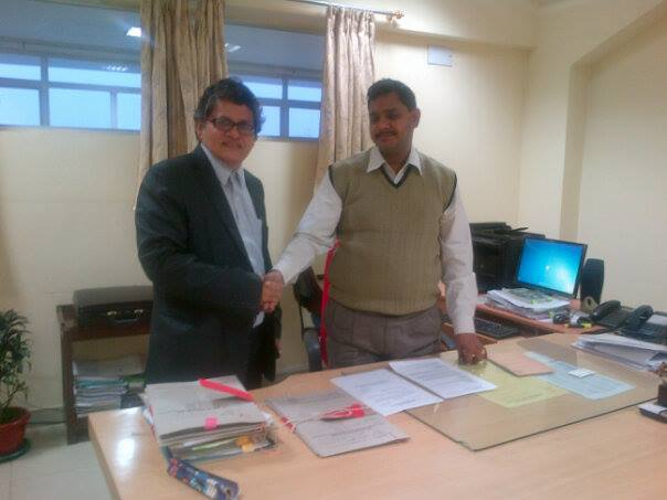 TotalStart engaging with IT Secretary, Govt. of Tripura